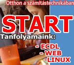 Start Oktatsi Stdi Kft. ECDL