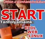 Start Oktatási Stúdió Kft. ECDL